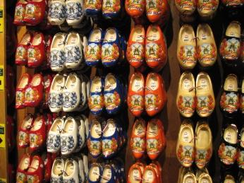 नेदरलँड्स लाकडी बूट