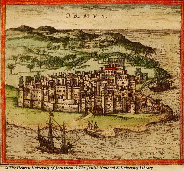 Hormuzइराणमधील _जिथून सिंदबादच्या अनेक सफरींची सुरुवात झाली Source_Wikimedia Commons