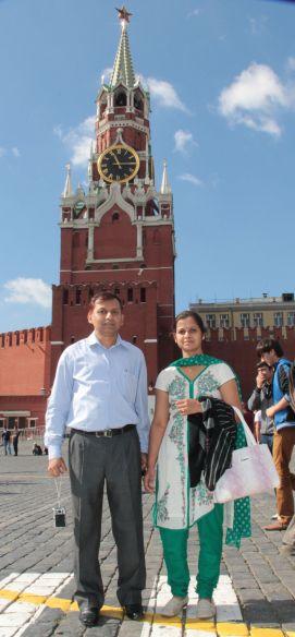 मॉस्को २०१२