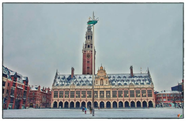 Leuven Library_ clicked by a close friend