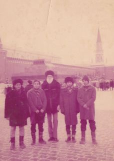 मॉस्को १९८९
