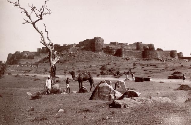 Prawas-3 Jhansi Fort 1882 Deendayal