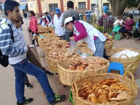 ब्रेड मार्केट, बोलिव्हिया