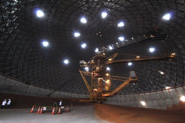 Hyundai steel silo